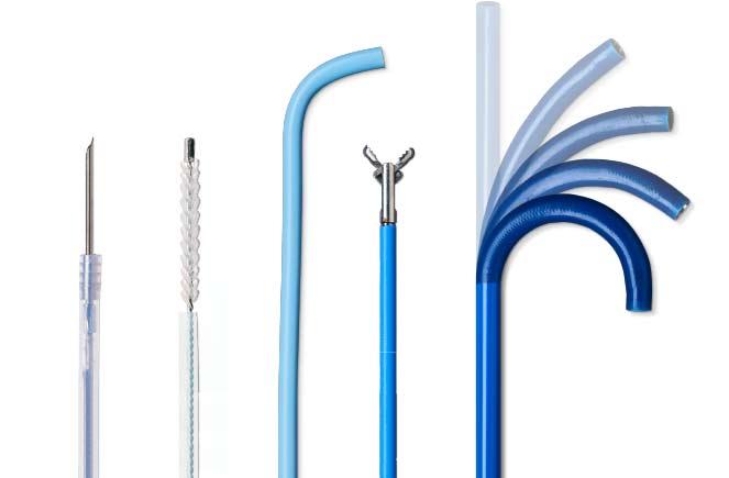 Navigated Bronchoscopy Instruments